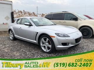 Used 2004 Mazda RX-8 GS ***AS IS*** for sale in Tilbury, ON
