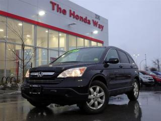 Used 2009 Honda CR-V EX-L AWD for sale in Abbotsford, BC