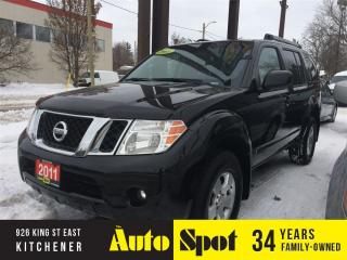 Used 2011 Nissan Pathfinder SE/7 PSGR/LOW, LOW KMS!/QUICK SALE! for sale in Kitchener, ON