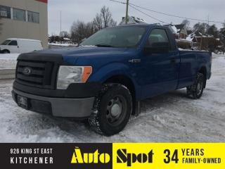 Used 2010 Ford F-150 XL/LOW, LOW KMS/PRICED - A QUICK SALE ! for sale in Kitchener, ON