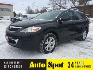 Used 2011 Mazda CX-9 GS/7PSGR/LOADED/PRICED-FOR A QUICK SALE for sale in Kitchener, ON