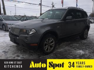 Used 2009 BMW X3 30i/PRIDE OF OWNERSHIP/PRICED-QUICK SALE for sale in Kitchener, ON