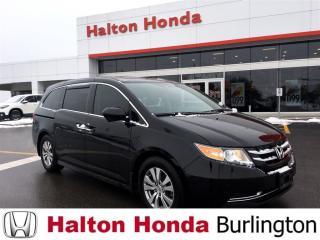 Used 2014 Honda Odyssey EX-L RES|SERVICE HISTORY ON FILE|BACK UP CAMERA for sale in Burlington, ON