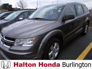 Used 2013 Dodge Journey CVP/SE Plus for sale in Burlington, ON