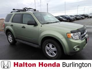 Used 2008 Ford Escape XLT 3.0L for sale in Burlington, ON