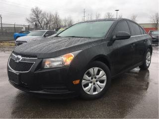 Used 2014 Chevrolet Cruze 1LT REMOTE ENGINE START SATELLITE RADIO for sale in St Catharines, ON