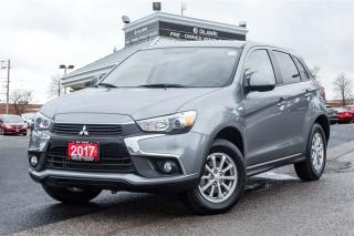 Used 2017 Mitsubishi RVR SE | CLEAN CARPROOF | MITSU DEMO | ALLOYS | for sale in Mississauga, ON