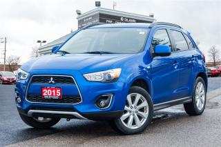 Used 2015 Mitsubishi RVR SE LTD | CLEAN CARPROOF| NEW TIRES | for sale in Mississauga, ON