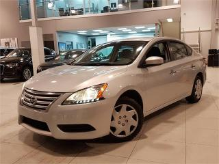 Used 2013 Nissan Sentra 1.8 S **AUTOMATIC-ONLY 59KM** for sale in York, ON