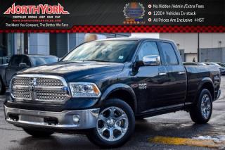 Used 2017 Dodge Ram 1500 Laramie 4x4|Diesel|Quad|Convi.,Protection Pkgs|Alpine Audio|20