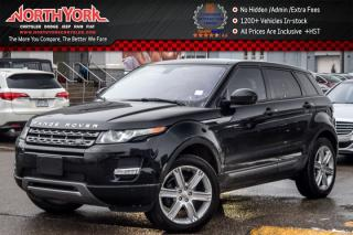 Used 2015 Land Rover Evoque Pure Plus AWD|Sunroof|Nav|BackUpCam|19
