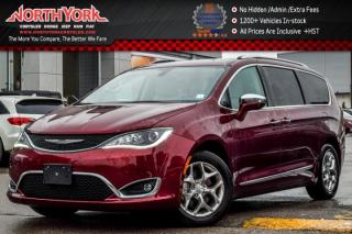 Used 2017 Chrysler Pacifica Limited|Pano_Sunroof|Heated Seats|Nav|Bluetooth|Sat|18