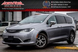 Used 2017 Chrysler Pacifica Limited|Advanced SafetyTec Pkg|Pano_Sunroof|Heated Seats for sale in Thornhill, ON