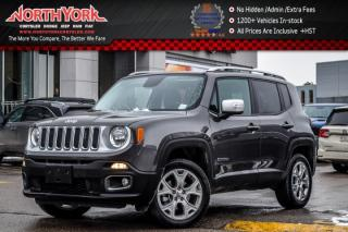 Used 2017 Jeep Renegade Limited AWD|Nav Pkg|Dual_Sunroof|Keyless_Go|Backup_Cam for sale in Thornhill, ON