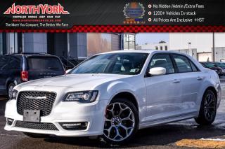 Used 2017 Chrysler 300 S|Nav|Bluetooth|Sat|Pano_Sunroof|R_Start|Beats|20
