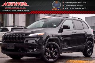 Used 2017 Jeep Cherokee High Altitude|Tech.,SafetyTec Pkgs|BlindSpot|Nav|Backup_Cam for sale in Thornhill, ON
