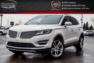 Used 2017 Lincoln MKC Reserve|AWD|Navi|Pano Sunroof|Backup Cam|Bluetooth|R-Start|18
