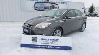 Used 2012 Ford Focus SEL 2.0L 160Hp for sale in Stratford, ON