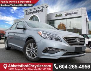 Used 2017 Hyundai Sonata GL *ACCIDENT FREE* for sale in Abbotsford, BC