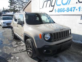 Used 2016 Jeep Renegade North for sale in Richmond, ON
