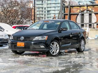 Used 2015 Volkswagen Jetta HIGHLINE TECHNOLOGY PKG for sale in Toronto, ON