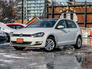 Used 2015 Volkswagen Golf COMFORTLINE MULTIMEDIA CONVENIENCE PKG for sale in Toronto, ON