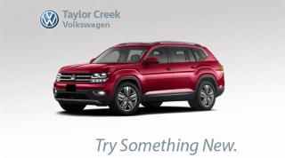 New 2018 Volkswagen ATLAS Execline 3.6L 8sp at w/Tip 4MOTION for sale in Orleans, ON