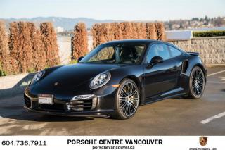 Used 2015 Porsche 911 Turbo S Coupe PDK for sale in Vancouver, BC