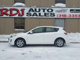 Used 2013 Mazda MAZDA3 GX  1 OWNER,ACCIDENT FREE for sale in Hamilton, ON