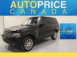 Used 2010 Land Rover Range Rover Supercharged NAVI MOONROOF for sale in Mississauga, ON