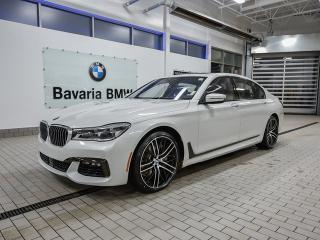 New 2018 BMW 750Li xDrive Sedan for sale in Edmonton, AB