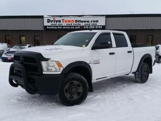 Used 2015 Dodge Ram 2500 CREW CAB 4X4 **CUMMINS DIESEL** for sale in Gloucester, ON
