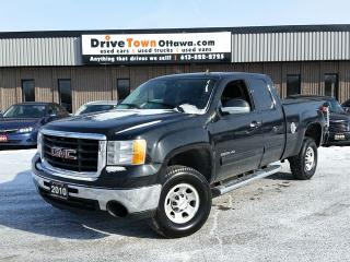 Used 2010 GMC Sierra 2500 HD SLE EXTENDED CAB 4X4 **Z71** for sale in Gloucester, ON