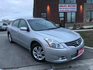 Used 2010 Nissan Altima SL for sale in Etobicoke, ON