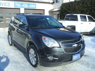 Used 2011 Chevrolet Equinox LT for sale in Beaverton, ON