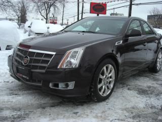 Used 2009 Cadillac CTS 3.6L Panoramic Sunroof for sale in London, ON