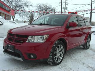 Used 2012 Dodge Journey R/T Rallye AWD 7 Pass for sale in London, ON