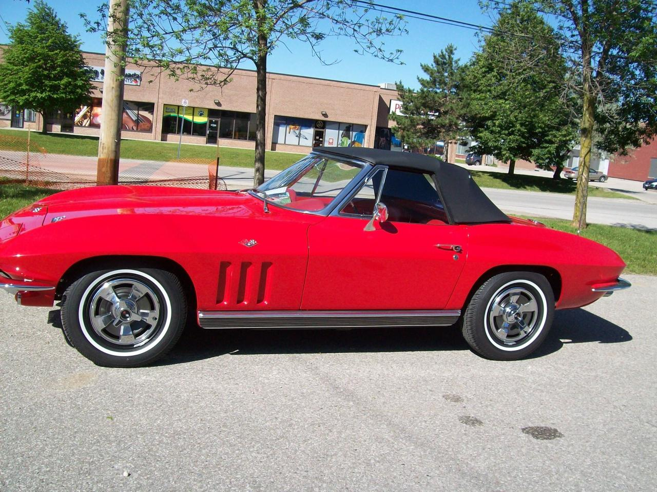 Used 1966 Chevrolet Corvette for Sale in Guelph, Ontario | Carpages.ca