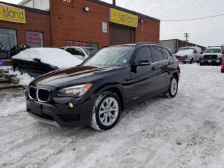 Used 2014 BMW X1 xDrive28i,Bluetooth,Leather,Sunroof for sale in North York, ON