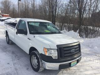 Used 2010 Ford F-150 XL TWO WHEEL DRIVE AUTO AC. 8FT BOX for sale in Perth, ON