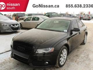 Used 2011 Audi A4 2.0T for sale in Edmonton, AB