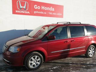Used 2011 Chrysler Town & Country Touring, DVD, NAVI, SUNROOF, 7 SEATS for sale in Edmonton, AB