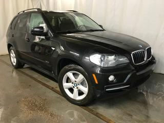 Used 2008 BMW X5 3.0si AWD Panoramic Sunroof / GPS Navigation for sale in Edmonton, AB