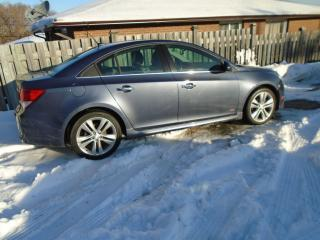 Used 2014 Chevrolet Cruze RS for sale in Orillia, ON