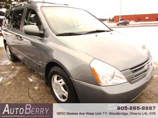 Used 2008 Kia Sedona EX - 3.8L for sale in Woodbridge, ON