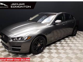Used 2018 Jaguar XE PREST for sale in Edmonton, AB