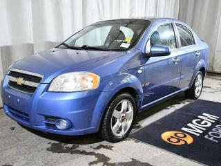 Used 2008 Chevrolet Aveo LT for sale in Red Deer, AB