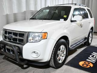 Used 2009 Ford Escape Limited for sale in Red Deer, AB