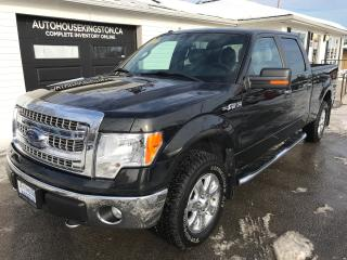Used 2014 Ford F-150 XLT for sale in Kingston, ON