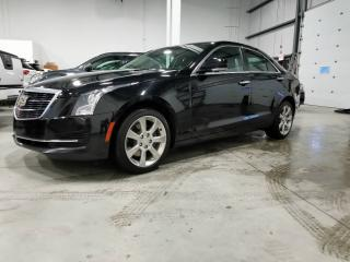 Used 2015 Cadillac ATS 2.0T Luxury Traction intégrale for sale in Saint-eustache, QC